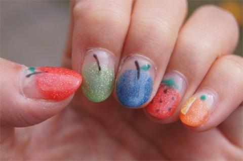 Do you think nail art or real art? | MiCHi MALL