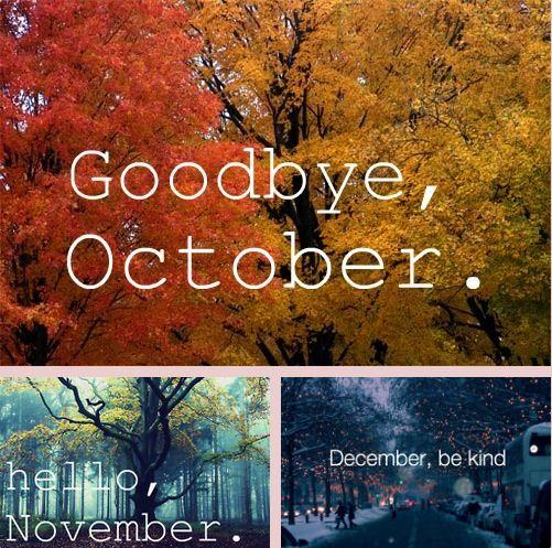 november welcome  Welcome November  Thanksgiving  Pinterest