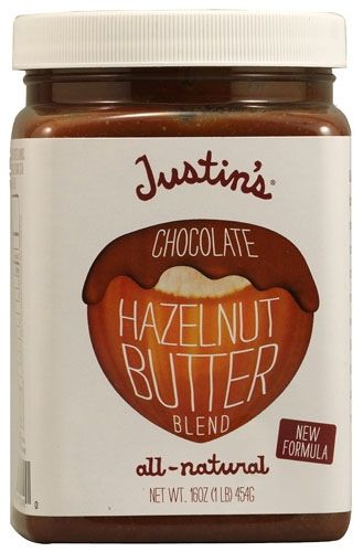 ... Chocolate Hazelnut Nut Butter Blend. So good! Better than Nutella