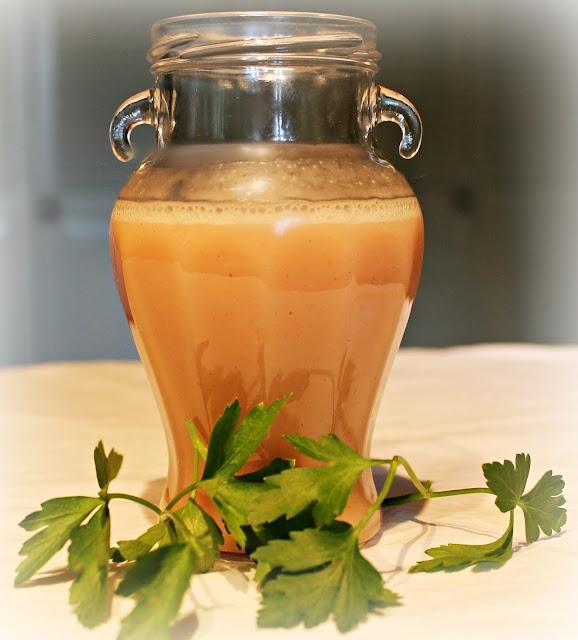 Lemon-Honey-Dijon Vinaigrette. | Thyme to Eat | Pinterest