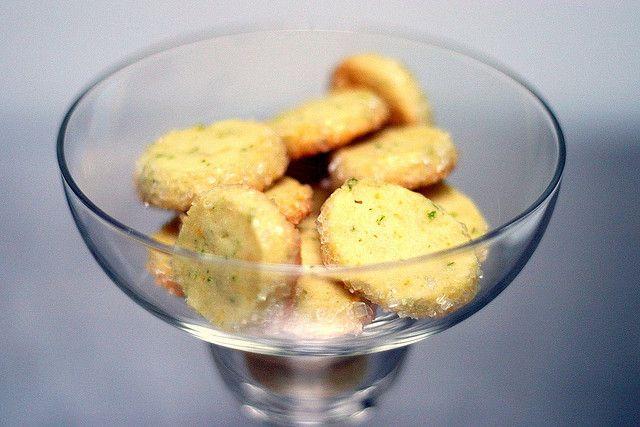 margarita cookies by smitten, via Flickr | Desserts + Drinks | Pinter ...