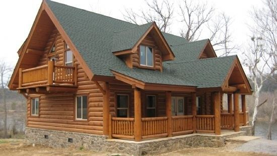 Pin By Rachel Heston On Log Cabins Pinterest