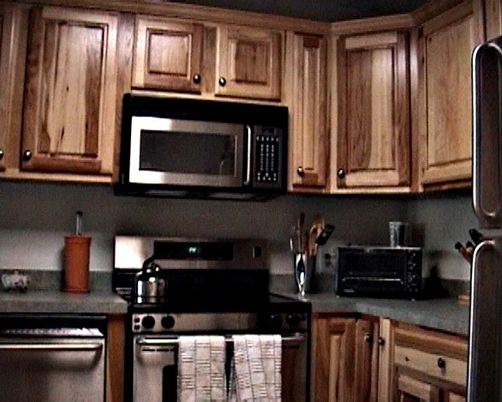 Hickory cabinets hallelujahs of home pinterest for Anderson kitchen cabinets
