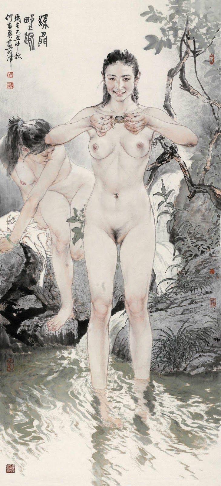 Bloodryane 2 art nude sex nackt pictures