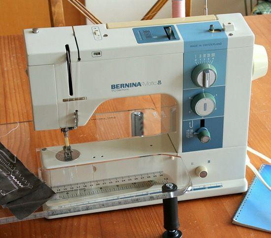bernina 910 sewing machine