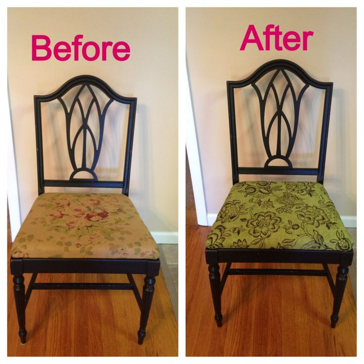 My Dining Room Chairs My Own Creations Pinterest