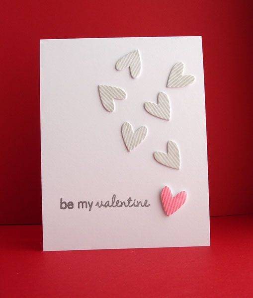 be my valentine cards free