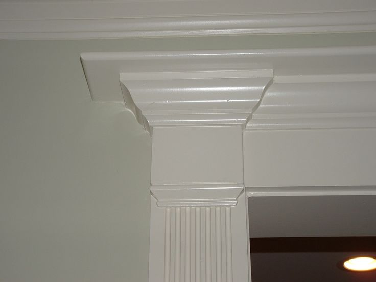 Fluted Trim Boards ~ Trim detail diy home pinterest