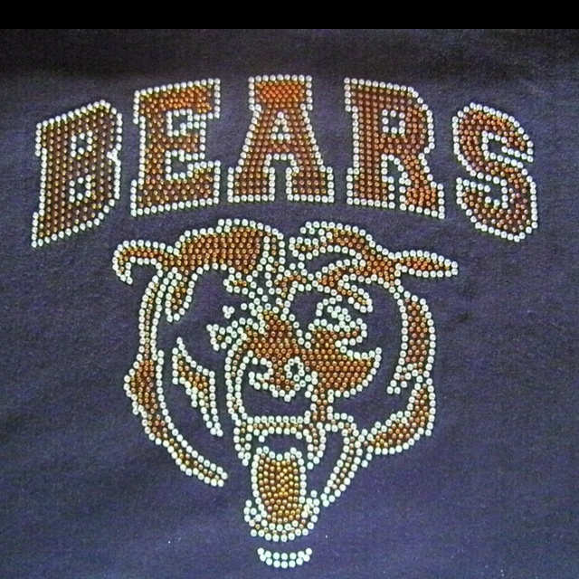 Bears football Logo