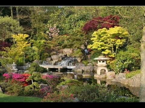 Meditation music japanese garden instrumantel for Japanese meditation garden
