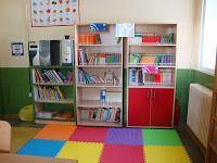 Biblioteca Escolar CEIP Virgen del Rosario. Jayena (Granada)