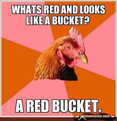 Anti Joke Chicken Meme | hahaha | Pinterest Anti Joke Chicken Meme