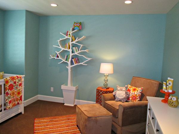Hazel by sherwin williams paint colors for the home pinterest - Funny playroom with colorfull wall paint idea ...