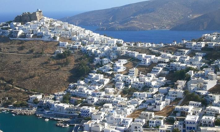 Astypalaia Island Greece