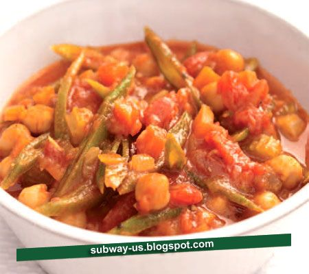 chickpea and vegetable stew recipe   Vegetarian meals   Pinterest