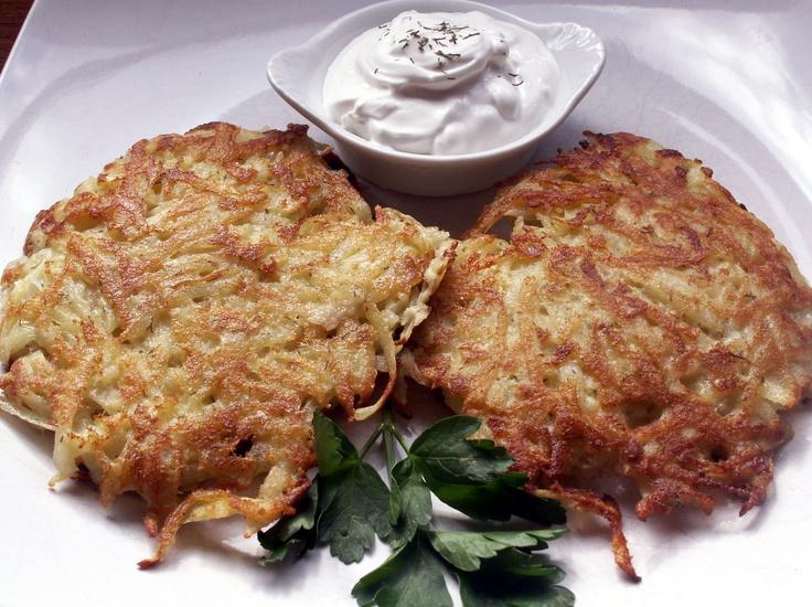Latkes Recipe | Gluten Free Side Dish | Pinterest