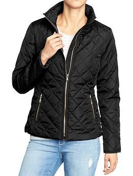Womens quilted barn jackets old navy great smple jacket for day to