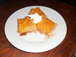 Recipe: Mexican Lasagna Rollups | Recipes | Pinterest