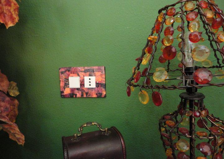 Decoracion diferente decorar tu casa es - Interruptores y enchufes ...