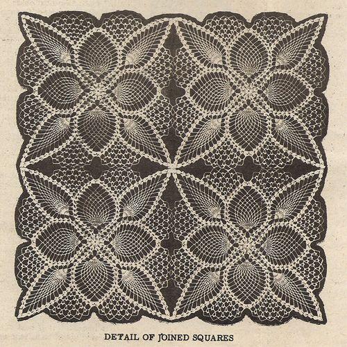Crochet Patterns Etc : crochet pattern CROCHET.squares Pinterest
