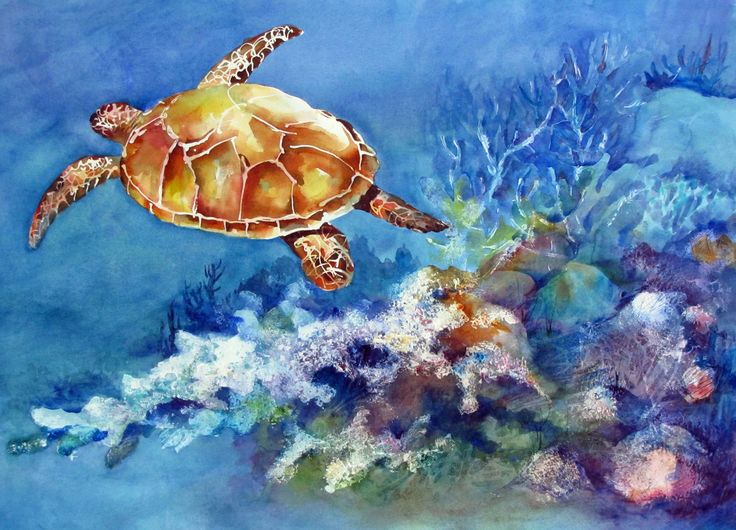 Tropical Fish Painting Google Search Under The Sea
