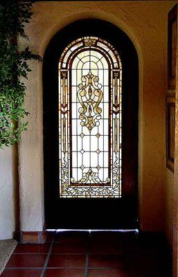 Stained Glass Interior Doors Dream Home Decor Pinterest