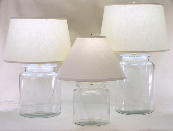 fillable glass lamps fill with mini trucks. Black Bedroom Furniture Sets. Home Design Ideas