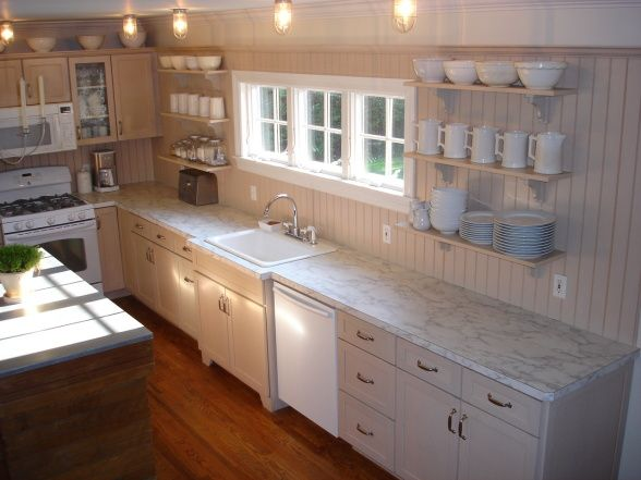 My Super Frugal Industrial Farmhouse Kitchen I Wanted A