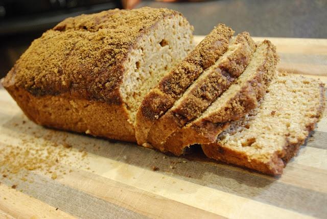 Applesauce Bread | Food | Pinterest
