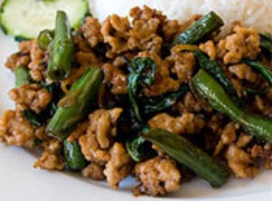 Eat for Eight Bucks: Gai Pad Krapow (Thai Basil Chicken) | Serious ...