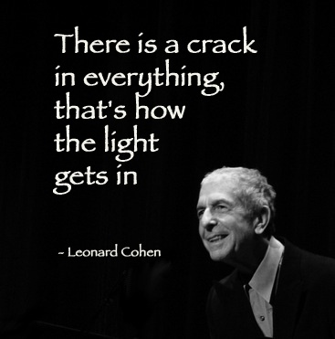 Image result for Images quotes Leonard Cohen