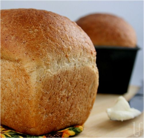 Oatmeal Honey Bread | Food/Recipies | Pinterest