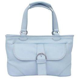 Oooh baby blue handbag