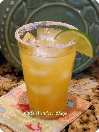 Fresh Margarita Friday Fun | Beverages | Pinterest