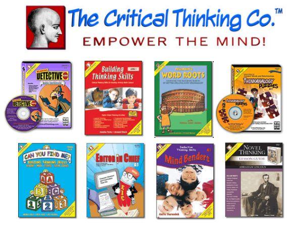 critical thinking company coupon