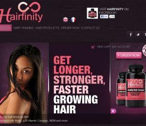 Hairfinity coupon code january 2018