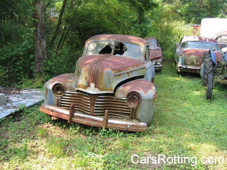 classic cars rotting | Restorable Classic Cars for Sale and Rotting