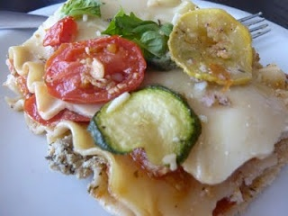 Summer Lasagna | Recipes | Pinterest