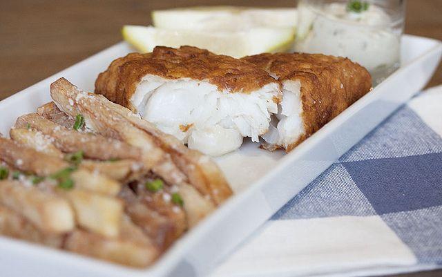 ... fish tacos crispy beer battered fish sandwich beer battered fish