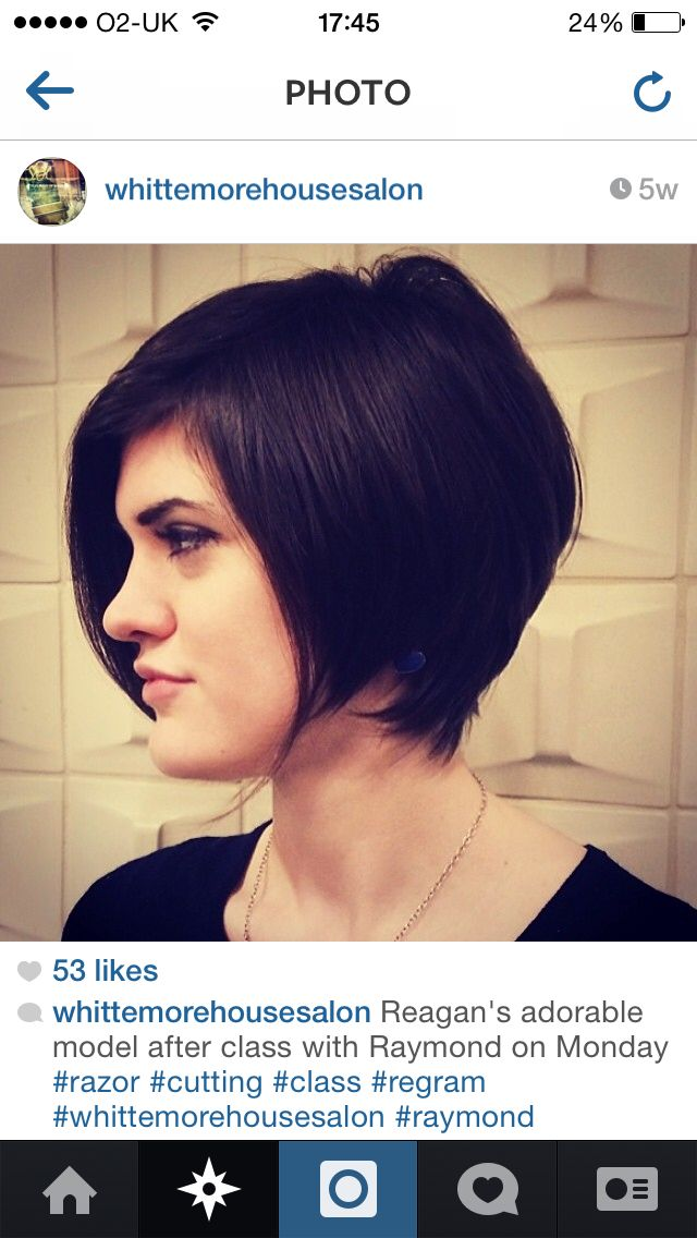 Love this!   Short Hairstyles   Pinterest