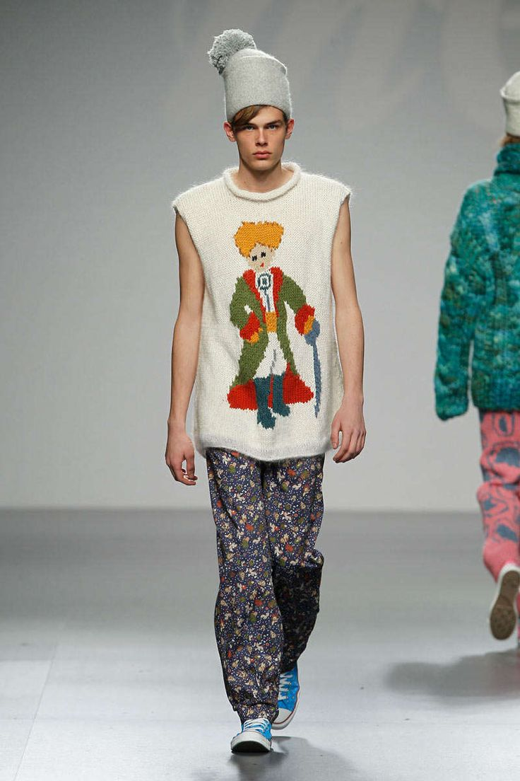 Unusual Mens Fashion