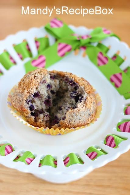 Whole Wheat Blueberry Muffins   Milk & honey   Pinterest