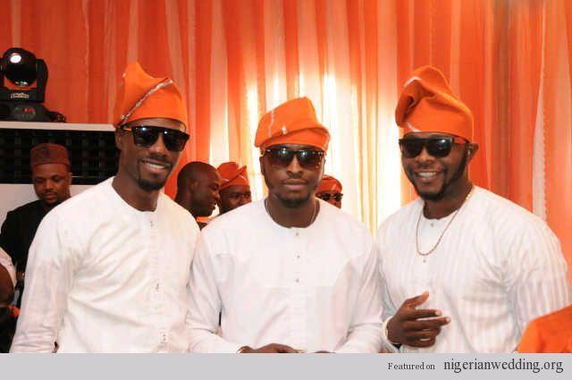 Nigerian Wedding: The Men's Native Series- ASO-EBI For Men ...