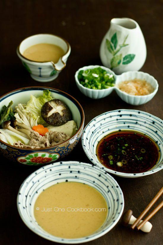 Shabu Shabu しゃぶしゃぶ...craving it from the cold weather!