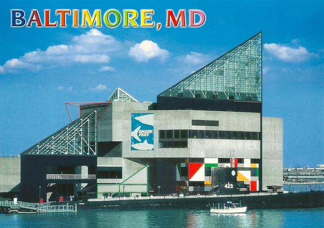 Baltimore Aquarium Maryland Been There Done That