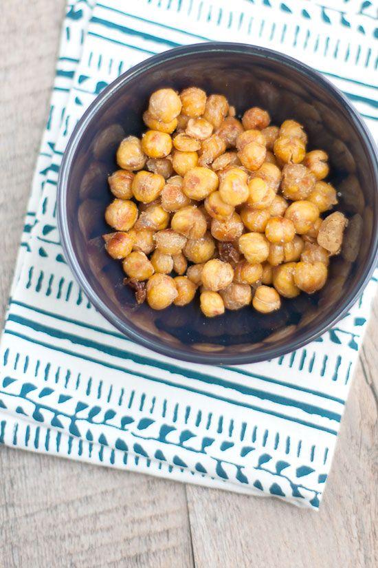 Roasted Chickpeas Recipe | FOOD. | Pinterest