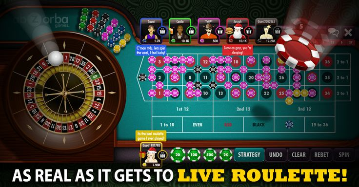 real roulette for ios