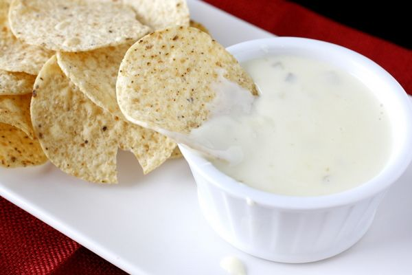 Queso Blanco dip - Super Bowl?