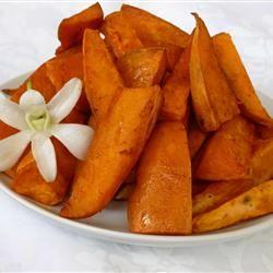baked sweet potato fries baked sweet potato chips baked chipotle sweet ...