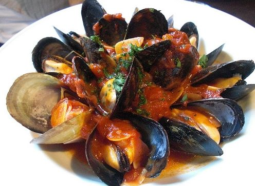 mussels #mussels #seafood | Food & wine | Pinterest